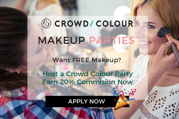 Crowd Colour Host A Makeup Party